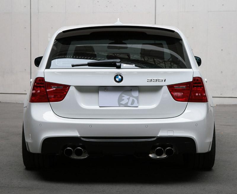 3DDesign / aerodynamics and body kits for BMW E90,E91
